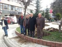 CUMHURİYET MEYDANI - Devrek Belediyesi Meydan Projesini Hayata Geçirme Çalışmalarına Başladı