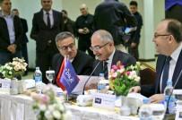 MUSTAFA TUTULMAZ - DİKA Yönetim Kurulu Toplantısı Yapıldı