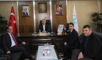 DSİ Yeni Bölge Müdüründen Başkan Memiş'e Ziyaret