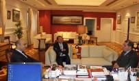 BAKIRKÖY BELEDİYESİ - Dursun Özbek Açıklaması 'Florya Projesinin Galatasaray'a Hayırlı Olacağına İnanıyorum'