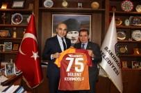 BAKIRKÖY BELEDİYESİ - Dursun Özbek'ten 'Florya' Açıklaması