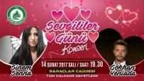 Edirne Belediyesi'nden Sevgililer Günü Konseri
