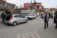 ÇANAKLı - Edremit'te Uyuşturucudan Ölümlerin Artması Üzerine Mahalle Polis Ablukasına Alındı