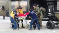 YARALI ASKERLER - El Bab'da 1 Şehit, 11 Yaralı