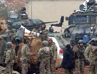 El Bab'da askere hain saldırı