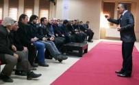 DEVRIM - Erciş'te TARSİM Bilgilendirme Toplantısı