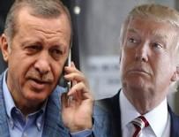 Erdoğan ve Trump anlaştı!