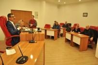 Erzincan'da Şubat Ayı Meclis Toplantıları Tamamlandı