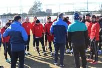 VODAFONE ARENA - Evkur Yeni Malatyaspor'un Kampı Yarın Noktalanıyor