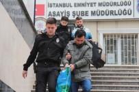 ASKERİ PERSONEL - FETÖ'den Gözaltına Alınan Askerler Adliyeye Sevk Edildi