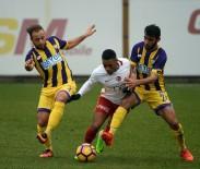 MARTİN LİNNES - Galatasaray'dan 4 gollü prova