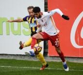 MARTİN LİNNES - Galatasaray, Hazırlık Maçında Eyüpspor'u 4-0 Yendi
