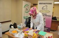 KATKI MADDESİ - Gaziosmanpaşalı Kadınların Yeni Gözdesi 'Butik Pastacılık'