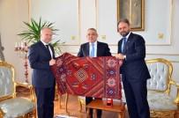 TRAKYA BÖLGESİ - Gürcistan İstanbul Başkonsolosu İrakli Asashvili Tekirdağ'da