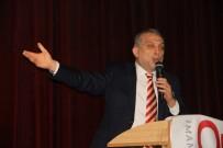 METİN KÜLÜNK - Hakkari'de Cumhurbaşkanlığı Sistemi Bilgilendirme Toplantısı Yapıldı