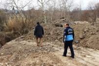 SUBAŞı - Hatay'da Kaçak Moloz Ve Hafriyat Denetimleri