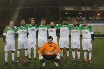 SÜRÜCÜ KURSU - Hodrimeydan Halı Saha Ligi'nde Maçlar Başladı
