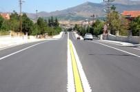 GENÇ OSMAN - Hüyük'e 4,8 Milyonluk Prestij Cadde Yatırımı
