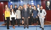 HÜRRİYET MAHALLESİ - İncirliova'nın Projeleri Sergileniyor