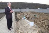 ALANYURT - İnegöl'ün Yeni Mezarlığına Definler Başladı