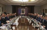 FİNANS MERKEZİ - İstanbul Uluslararası Finans Merkezi Koordinasyon Kurulu İkinci Toplantısı