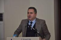 AYDıN ÖZCAN - İzmir Baro Başkanı Özcan Açıklaması ''Uzlaştırmayı Sadece Avukatlar Yapsın''