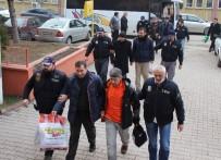 Karabük'te FETÖ Kapsamında 10 Kişi Adliyeye Sevk Edildi