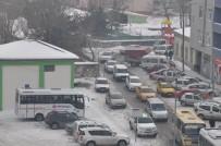 ARAÇ SAYISI - Kars'ta Araç Sayısı 43 Bine Ulaştı