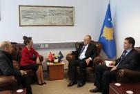 KOSOVA BAŞBAKAN YARDIMCISI - Kosova İle Türkiye Arasındaki Ekonomik İlişkiler Derinleşecek