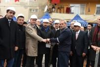 MURAT AYDıN - M.Ali Paşa Gençlik Merkezinin Temeli Atıldı