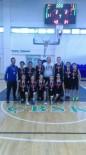 BASKETBOL TAKIMI - Marmaraereğlisi Belediyesi Spor Kulübü Küçük Kız Basketbol Takımı İl İkincisi Oldu