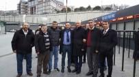 DENIZLISPOR - MASTÖB'den Evkur Yeni Malatyaspor'a Destek
