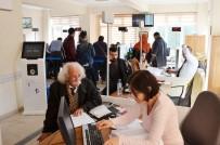 Milas'ta 29 Günde 3 Bin 500 Çipli Kimlik Kartı Başvurusu Yapıldı