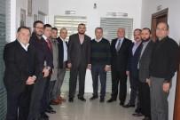 SİYASİ PARTİLER - MÜSİAD Yönetiminden Ertan Taşlı'ya Ziyaret