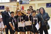 Okul Sporları Voleybol Müsabakaları Sona Erdi