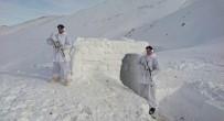 MEHMETÇIK - Palandöken'in Güvenliği 'Dağ Kartallarına' Emanet