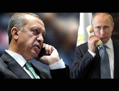 Putin Erdoğan'a başsağlığı diledi