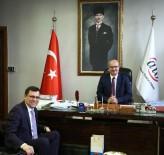 PETERSBURG - Rusya Federasyonu Türkiye Ticaret Temsilcisi Gashigullin Açıklaması  'Her Alanda İş Birliğine Hazırız'