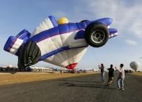 SICAK HAVA BALONU - Sıcak Hava Balonu Festivali'ne 100 Binden Fazla Katılım Bekleniyor