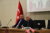 ADLIYE SARAYı - Sivas Barosu'ndan 'Aile Hukuku Ve Mal Rejimi' Semineri