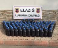 AKÇAKIRAZ - Sosyal Medyadan Satılan 500 Litre Kaçak Şarap Ele Geçirildi