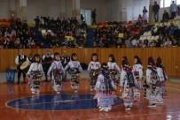 GAZIOSMANPAŞA ÜNIVERSITESI - Tokat'ta Halk Oyunları İl Birinciliği Yarışması