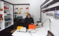 ÇILINGIR - Türkiye'deki 3 Kadın Anahtarcıdan Biri Ahlat'ta