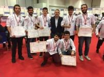 MUTFAK GÜNLERİ - Üniversiteli Aşçılar Madalyayla Döndü