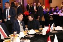 MEHMET ÖZHASEKI - Uygurtürk, Bakan Özhaseki İle Görüştü