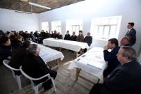MUSTAFA TAŞ - Vali Çelik, Han İlçesindeki Mahalle Muhtarlarının Sorunlarını Dinledi