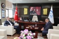 AŞIK VEYSEL - Vali Gül, Kurum Ziyaretlerini Sürdürüyor