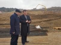 PİKNİK ALANLARI - Yenidoğan Mahallesi'ndeki Dev Park Projesi Start Aldı