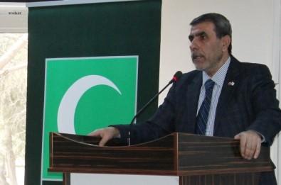 Yeşilay Mardin Şube Başkanı Lütfü Günlüoğlu Açıklaması