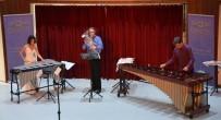 AFRİKALI - Zürih Marimba Duo, Süleymanpaşalıları Kendinden Geçirdi